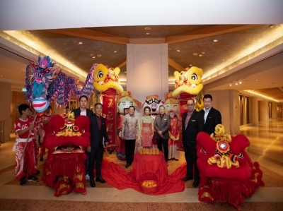 ACAPS Super Night Out CNY Dinner 2019